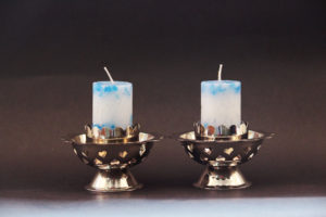 Candle stands 1100